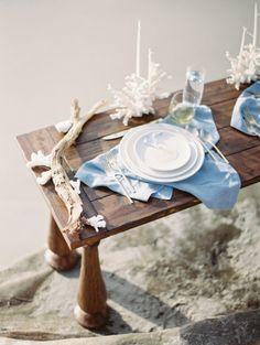 Ocean treasures: http://www.stylemepretty.com/2015/02/10/inspired-by-johnny-depps-beachfront-nuptials/