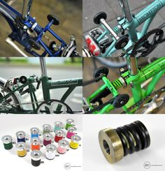 BIKEfun suspension