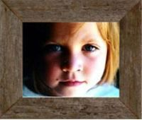 Barnboard picture frames