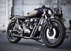 Clutch Customs Yamaha XS650 |  Wow.