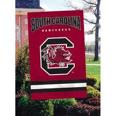 South Carolina Gamecocks NCAA Applique Banner Flag (44x28)