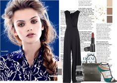"""""""Untitled #1437"""" by klassia ❤ liked on Polyvore"""