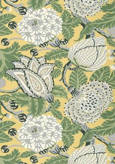 MITFORD, Yellow, T2947, Collection Paramount from Thibaut
