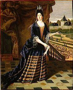 Anne de Souvres, Marquise de Louvois, 1693