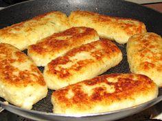 Gotowanie jest łatwe: Serowe paluszki na kolację
