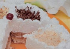 Priprema:  1.Slatku pavlaku umutiti mikserom i podeliti na tri dela. U prvi deo slatke pavlake dodati mleveni keks i seckane lešnike, pa dobro izmešati. U drugi deo dodati eurokrem i seckane orahe, a u treći kokosovo brašno.