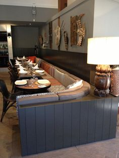 Restaurant Seating - Zoofari Dubbo