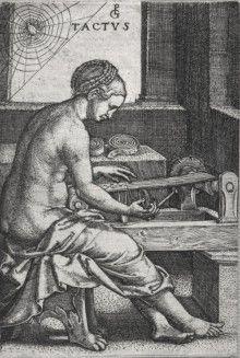 El tacto, c. 1544