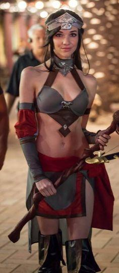 Diablo cosplay by Lyz Brickley