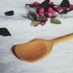 cucchiaio medio in legno