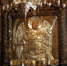 Kai, Archangel Michael, Guardian Angels, Orthodox Icons, Mother Mary, Miraculous, Greece, Christian, Ceiling Lights