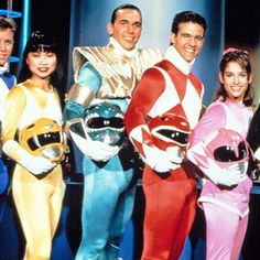 Movies: Original Power Rangers actors won't appear in the new film