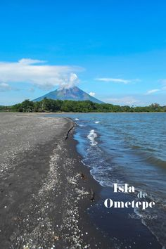 Nicaragua - Things to do on Isla de Ometepe - HeNeedsFood Ometepe, Granada, Solo Travel, Us Travel, Managua, Central America, Belize, Where To Go, Travel Pictures