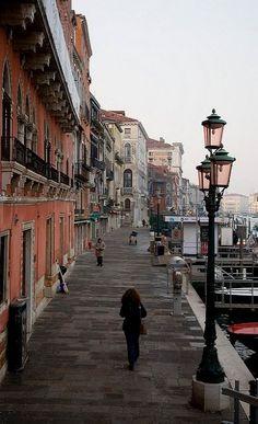 Venezia Italia Flickr - Photo by felixjlai