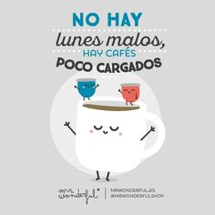 Fotos y videos de Mr. wonderful No hay lunes malos