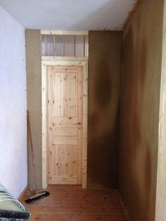 dachschr genverputzung mit lehm nach dachausbau putzvorbereitung einr sten und lehmputz und. Black Bedroom Furniture Sets. Home Design Ideas