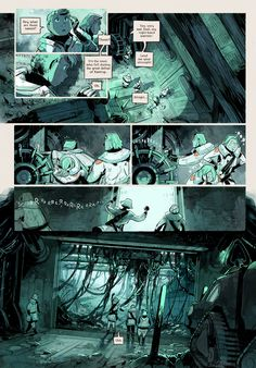 Stand Still. Stay Silent - webcomic, page 215