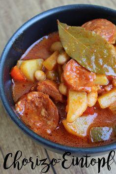 Chorizo-Eintopf