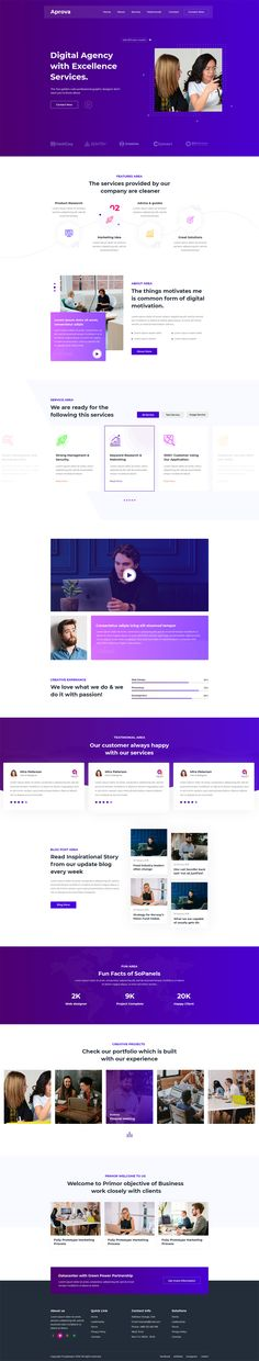 Buy Aprova -Multi-Purpose-Creative PSD Template by psdexpert on ThemeForest. Aprova -Multi-Purpose-Creative PSD Template is. Template Site, Psd Templates, Creative Web Design, Ui Web, Business Pages, Website Design Inspiration, Page Design, Landing, Purpose