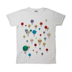 T-shirt uomo MONGOLFIERE