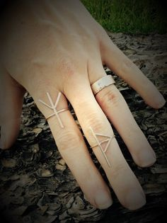 Hey, I found this really awesome Etsy listing at https://www.etsy.com/listing/222641119/rune-ring-rune-jewelry-silver-runes