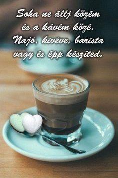 Barista, Latte, Coffee, Drinks, Tableware, Funny, Food, Kaffee, Drinking