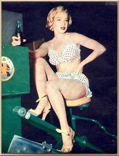 retrogirly:  Marilyn Monroe