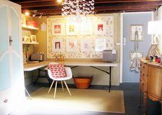 Diseño de Interiores & Arquitectura: Espacios Soñados: Oficinas en Casa Donde Estarías Encantado de Trabajar