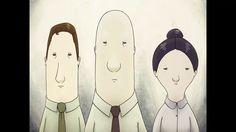 El Empleo / the employment by Santiago 'Bou' Grasso idea by Patricio Plaza Animation Stop Motion, Animation Film, Movie Talk, Ap Spanish, Spanish Class, Noam Chomsky, Motion Design, Animated Gif, Storytelling