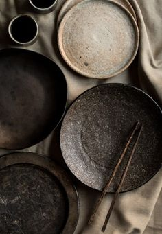 bowls | plates