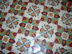 pasta tile floor, merida, yucatan
