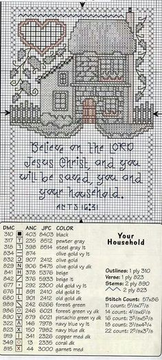 YOUR HOUSEHOLD HOUSE