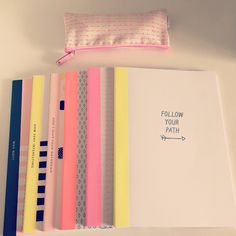 Tea Study Stationery
