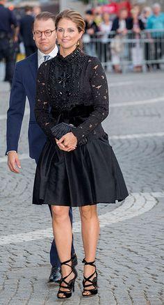 Princess Madeleine of Sweden.