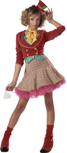 Girl Halloween Rhinestone  Beetle-juice Tutu Skirt Vest Top 80/'s Fancy Dress Kid
