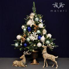 90cmツリーセット/シークレットフォレスト|クリスマスツリーの通販【マテリ】 |