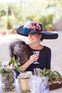 Look invitada boda: blue elegance Invitadas - Confesiones de una Boda