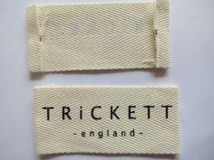 Cotton herringbone printed labels http://www.perfectlabelslanyards.co.uk