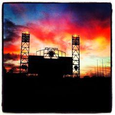 AT Park, San Francisco, Giants, Baseball, Champions