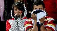 10 cosas horribles de la final del fútbol , Deportes - Semana.com Google, Polka Dots, Star, Hands, Faith, News, Sports, Hipster Stuff