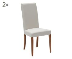 Set di 2 sedie Bologna II