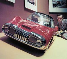 Ford Muroc, 1950