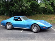 1974 CHEVROLET CORVETTE 2 DOOR COUPE  Maintenance/restoration of old/vintage vehicles: the material for new cogs/casters/gears/pads could be cast polyamide which I (Cast polyamide) can produce. My contact: tatjana.alic@windowslive.com