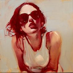 Michael Carson - Contemporary Artist - Figurative Painting - Faith