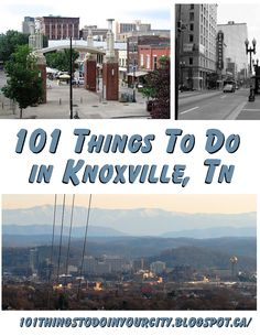 101 attractions, events and activities in Knoxville Tennessee