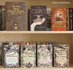 Kawa z Cynamonem - Książki