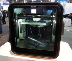 The CocoJet 3D Printer #3DPrinting