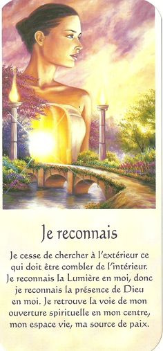 Mario Duguay- Message Lumière Je reconnais Morning Affirmations, Positive Affirmations, Positive Mind, Positive Thoughts, Messages Spirituels, Affirmation Cards, Spiritual Thoughts, Self Empowerment, Morning Inspiration