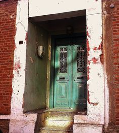 Old House, Larissa city, Greece