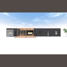 ACCamera21 Prefabricated Houses, Modular Design, Modular Homes, Sustainability, House Design, Prefab Cottages, Prefab Log Homes, Architecture Design, House Plans